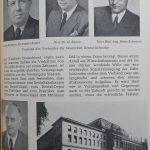 VDDI Vorstand 1950 Geschaeftsstelle Frankfurt Boerse