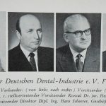 VDDI Vorstand 1950