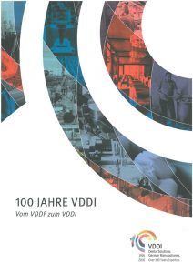 Broschüre 100 Jahre VDDI - vom VDDF zum VDDI